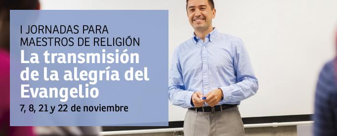 I Jornadas para maestros de religión